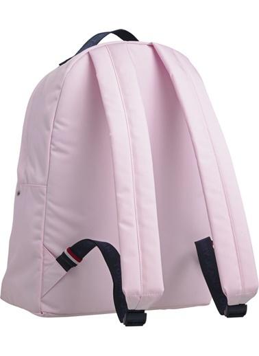 Tommy Hilfiger Kadın Tjw Campus Girl Backpack Sırt Çantası AW0AW08954 Pembe